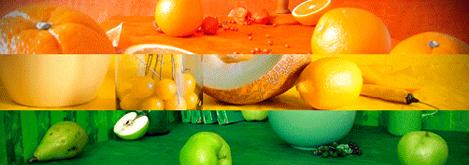 Frutas - Tratamento e exportação de imagens
