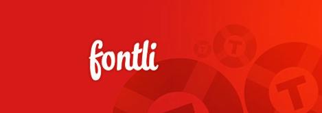 Conheça a Fontli - Rede social para designers e amantes de tipografia.